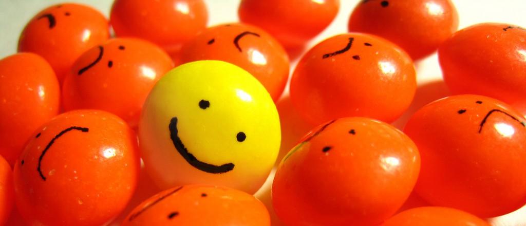 Optimist among pessimists