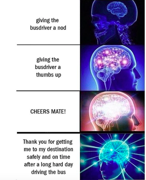 bus driver meme